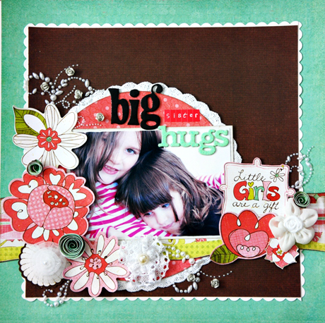 Big Sister Hugs