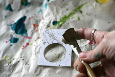 Paint Splatter 17