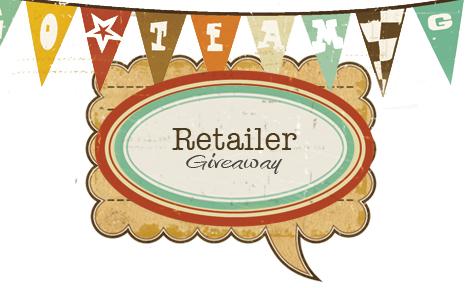 Retailer giveaway