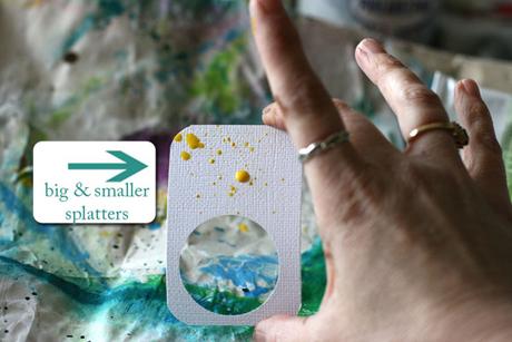 Paint Splatter 11