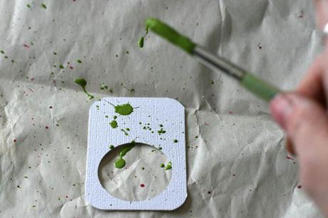 Paint Splatter 13