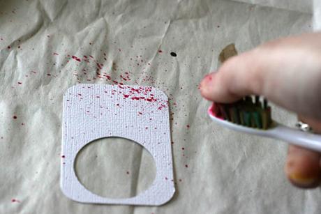 Paint Splatter 16