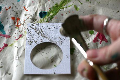 Paint Splatter 18