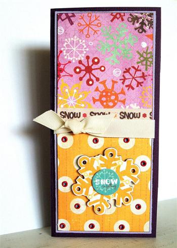 Heidi Sonboul Snow Day Card