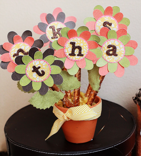 Thankful Blooms With Michelle Lanning Crate Paper
