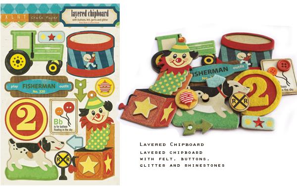 Layered chipToyBox