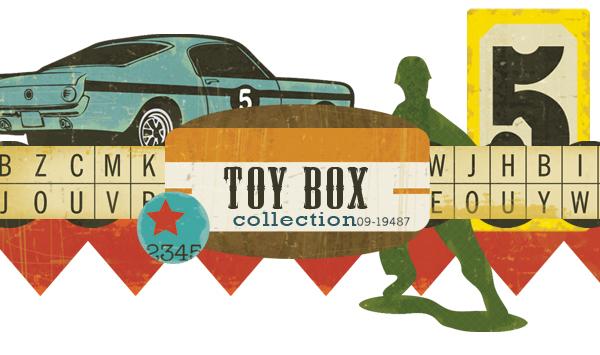 Toy box header