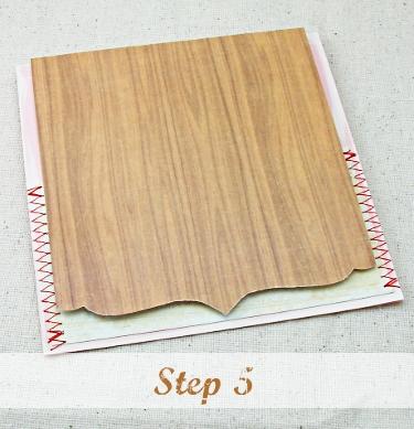 Card Tut SMP Step 5