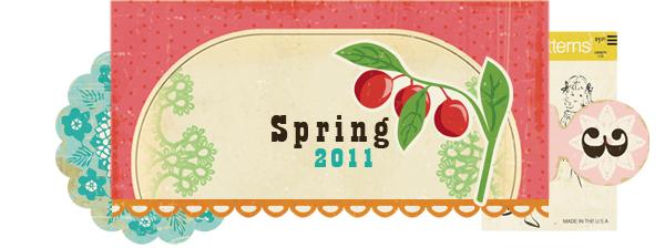 Spring 2011 header