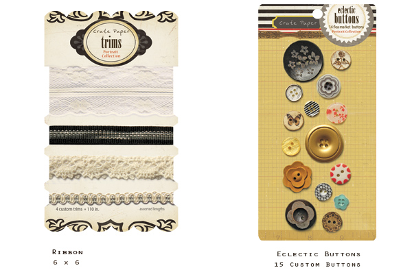 Ribbon&Buttons