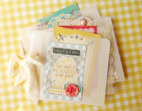 Vellum mini book1