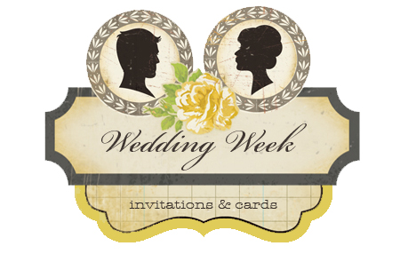 Wedding week header