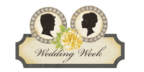 Wedding week 1