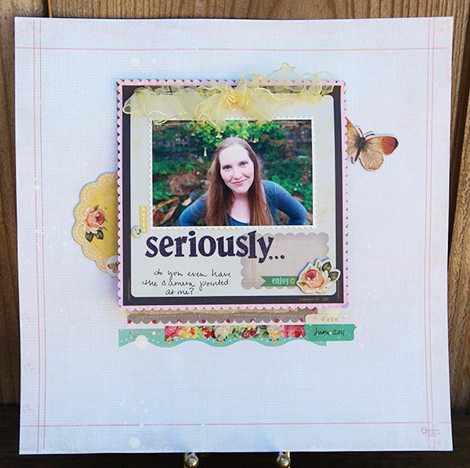 Amy Parker Crate Paper Random Seriously