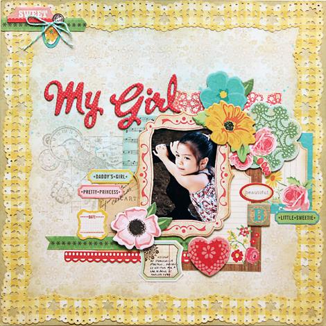 My Girl mf