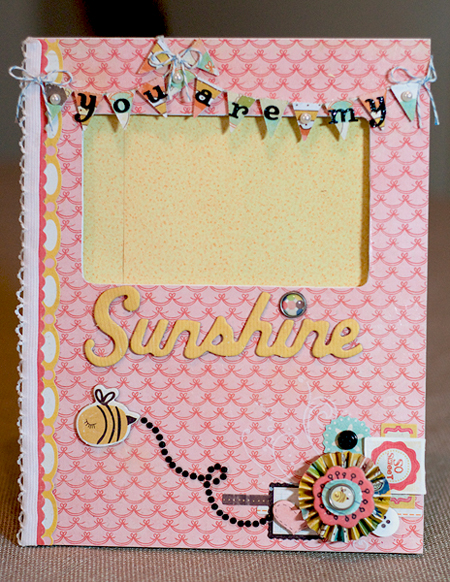 Sunshine frame