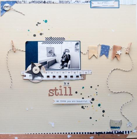 Be Still - Tina Fussell