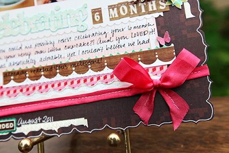 Amy Parker Crate Paper Celebrating 6 months close up 2 for CP BLog