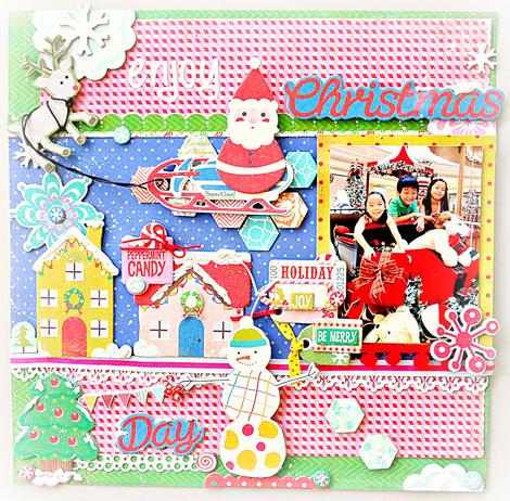 ENJOY CHRISTMAS DAY