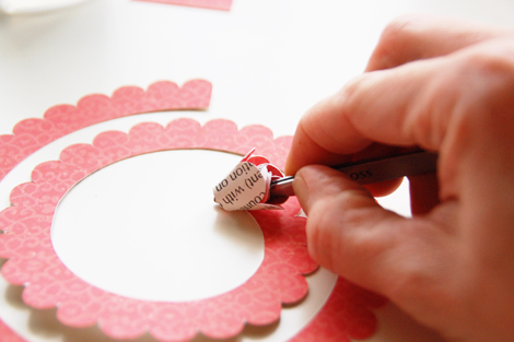 Roree Rumph-Crate Paper Feb12-Craft with Crate-Love Wreath-flower step 2