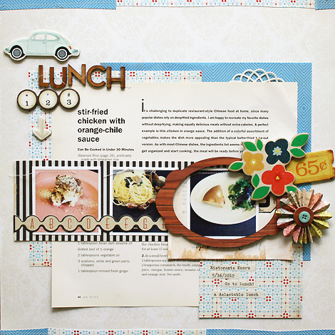 Kaori-lunch