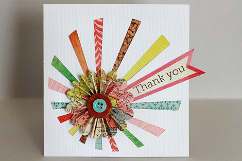 Waleska- thank you card