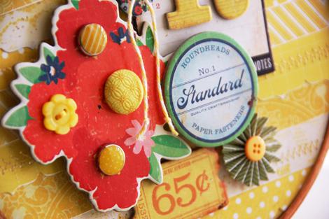 Roree Rumph-Crate Paper Jun12 Sunshine Yellow-R Embroidery Hoop closeup2 3