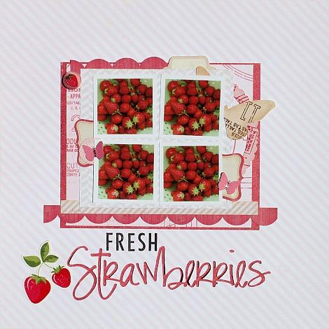 Fresh Strawberries1