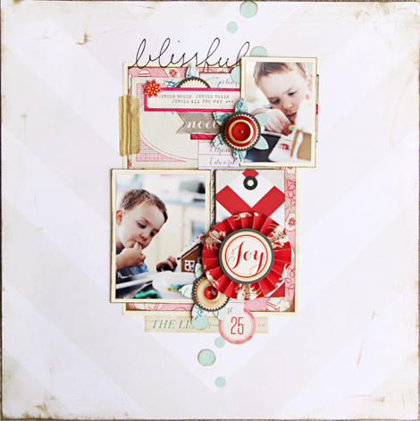 Christine Middlecamp - Crate Paper - Sleigh Ride - 470px
