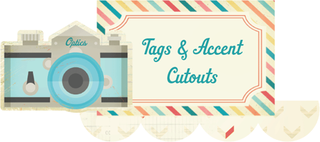 Tag and cutouts
