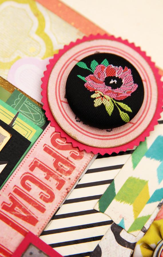 Christine Middlecamp - Floral Brad