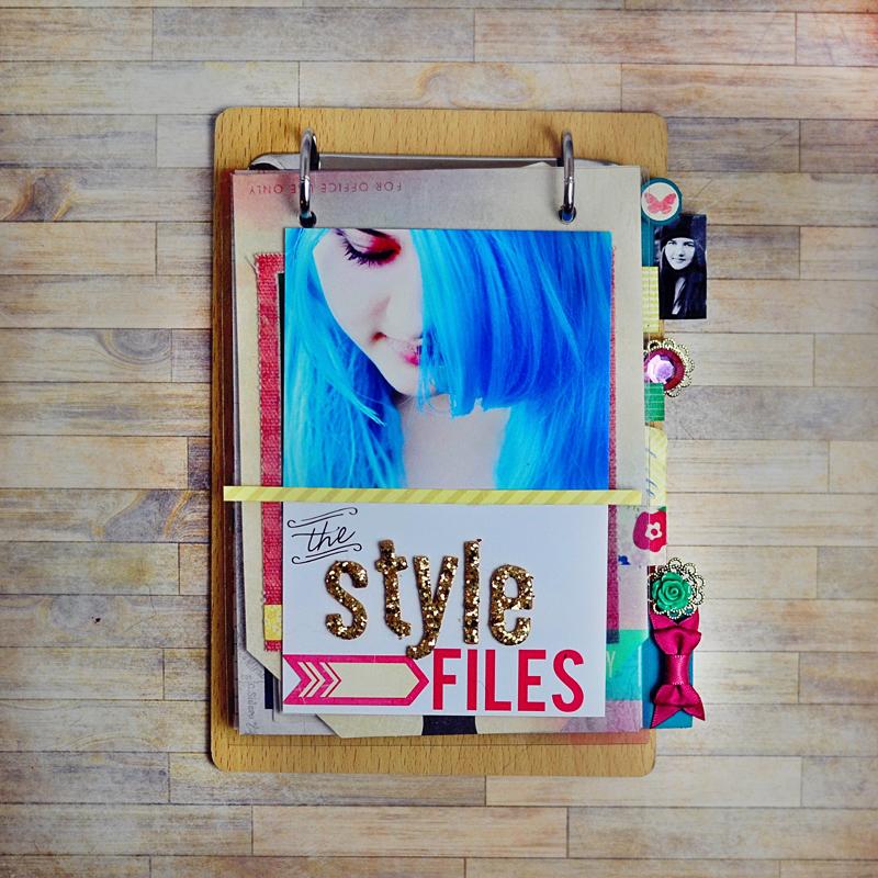 StyleMiniAlbum11