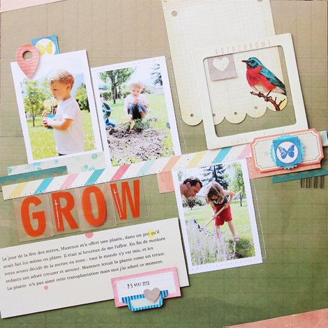 Sophie Crespy Tilted Layout at Crate Paper