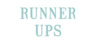 Runner Ups