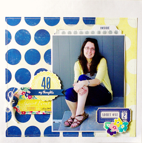 Leigh Penner {2} - Crate Paper Creative Weekly June Challenge
