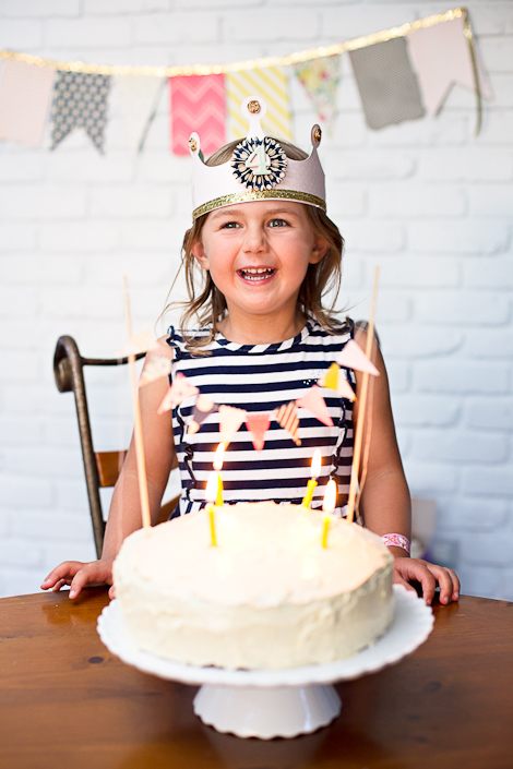 Katie Ehmann Here Today With Some Quick And Easy Birthday Party Decorations My Youngest Daughter Turned Four This Month Even Though We Celebrated At