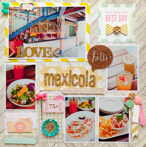Love Mexicola by Evelynpy