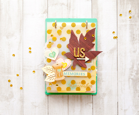 Cover Mini album us by Evelynpy
