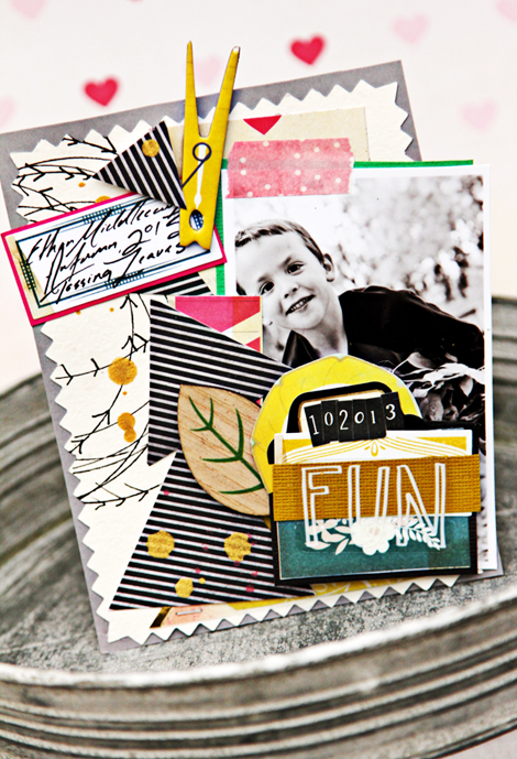 Fun by Christine Middlecamp ~ Crate Paper_470px