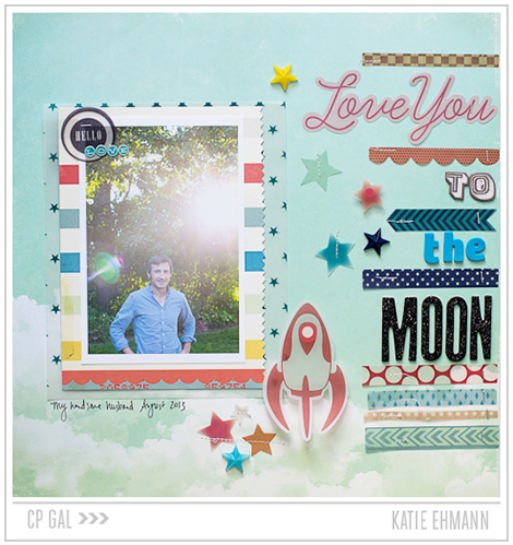 Crate Paper | Katie Ehmann | Love You To The Moon