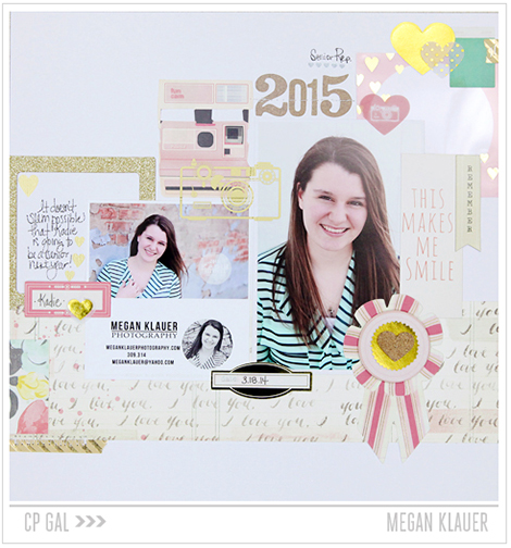 Crate Paper | Megan Klauer | 2015 Senior