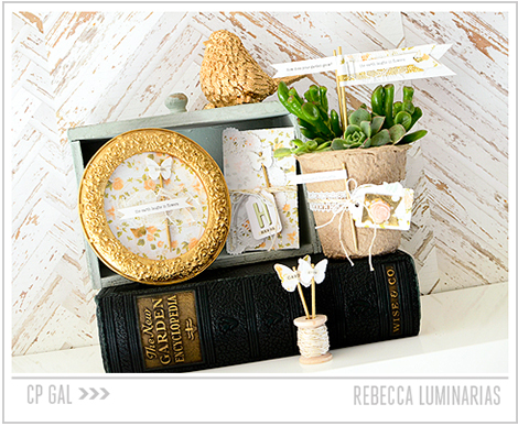 Crate Paper | Rebecca Luminarias | Open Road Collection