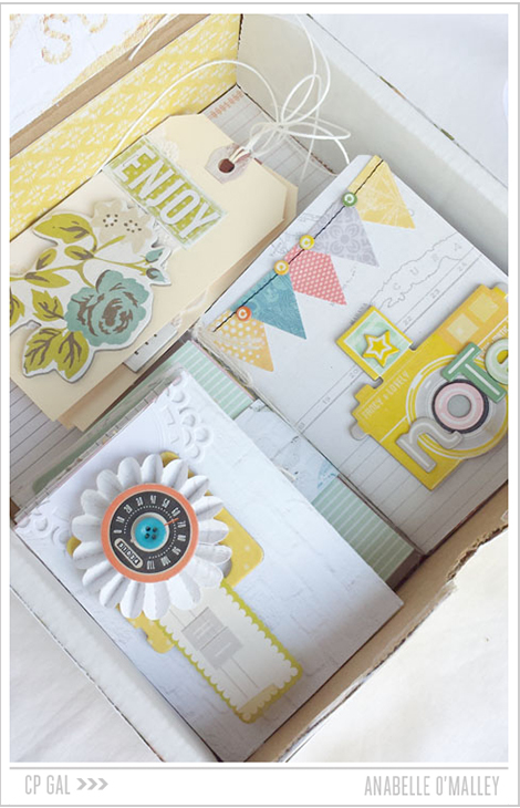 Crate Paper | Anabelle O'Malley | Open Road Stationary Set