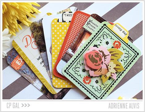 Crate Paper   Adrienne Alvis   Glassine Album Pages via Open Road
