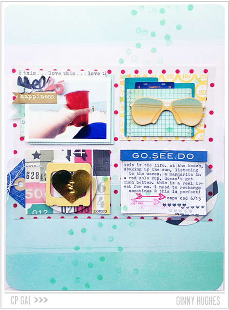 Crate Paper | Ginny Hughes | Hello Happiness