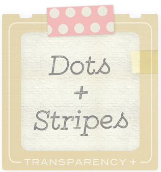 Dots & Stripes Crate Paper