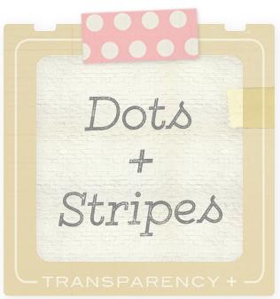 Dots & Stripes Crate Paper