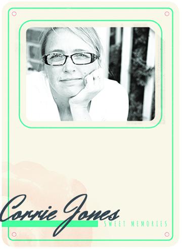 Corrie Jones