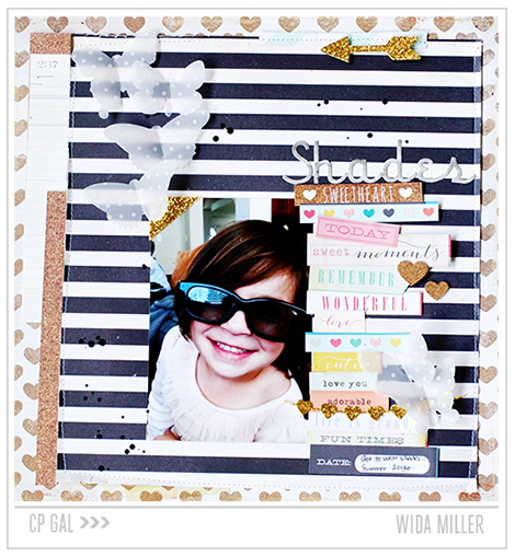 Crate Paper | Wida Miller | Styleboard Layout
