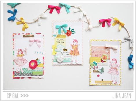 Crate Paper | Jina Jean | Oh Darling Cards